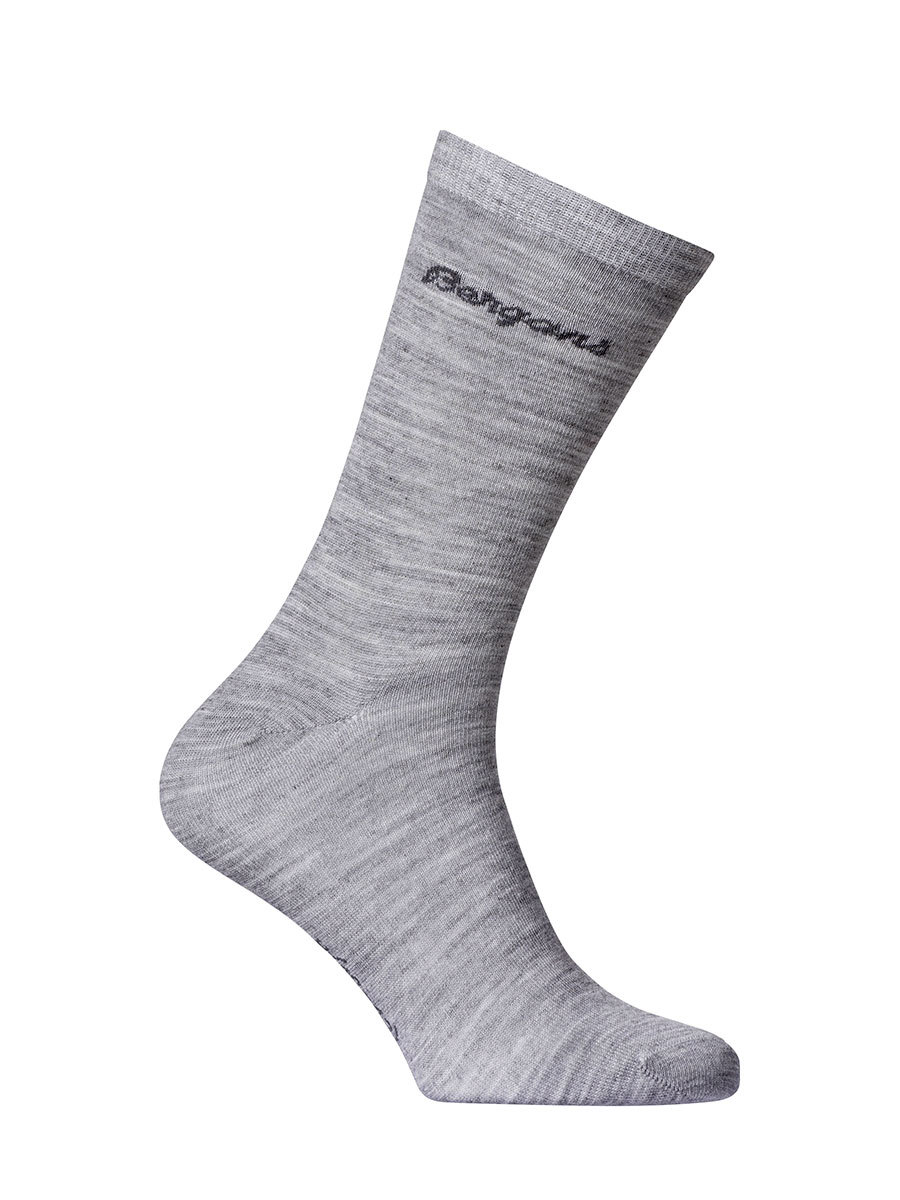 Bergans носки 9802 Viul Wool Liner Socks Light Grey