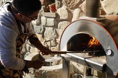 Печь дровяная 5 MINUTI (Alfa Refrattari)