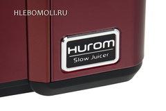 Соковыжималка Hurom Alpha Plus HZ-EBE19 (красный металлик)