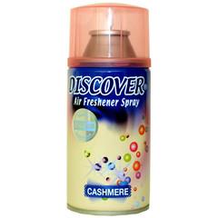 Сменный баллон для автоматического освежителя Discover Cashmere (Кашемир) 320 мл