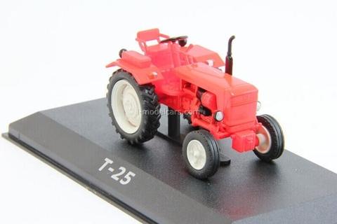 Tractor T-25 1:43 Hachette #52