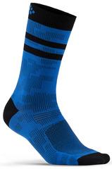 Элитные беговые Носки Craft Pattern blue