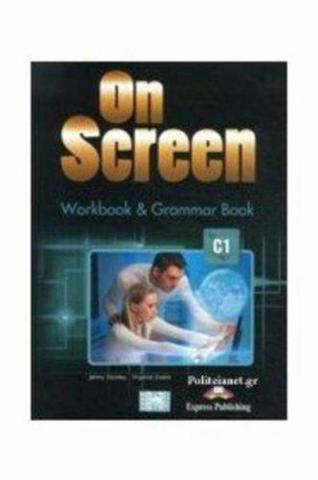 On screen С1 Workbook +DigiBook app. Рабочая тетрадь и грамматический справочник c электронным приложением