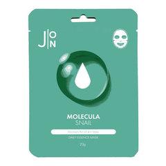 J:ON Molecula Snail Daily Essence Mask - Тканевая маска с улиточным муцином