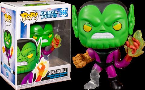 Super-Skrull (Fantastic Four) Funko Pop!    Супер Скрулл