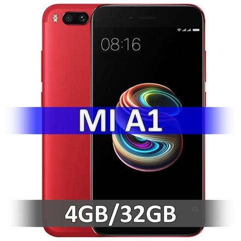 Xiaomi Mi A1  (4-32Gb) Red