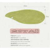 Коврик для дома 130х45см зелёный, артикул 3329-001-T8, производитель - Catchmop, фото 3