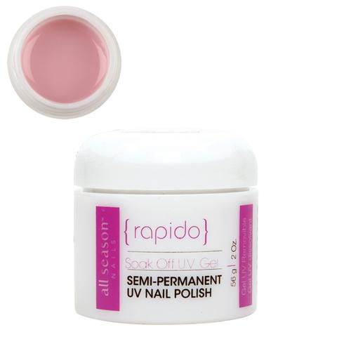 Цветной Soak of gel Flash Flamingo Pink 56,8 мл.