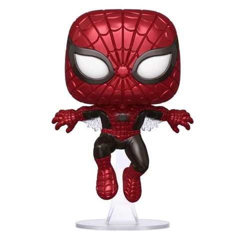 Фигурка Funko POP! Bobble: Marvel: 80th: First Appearance Spider:Man (MT) (Exc)