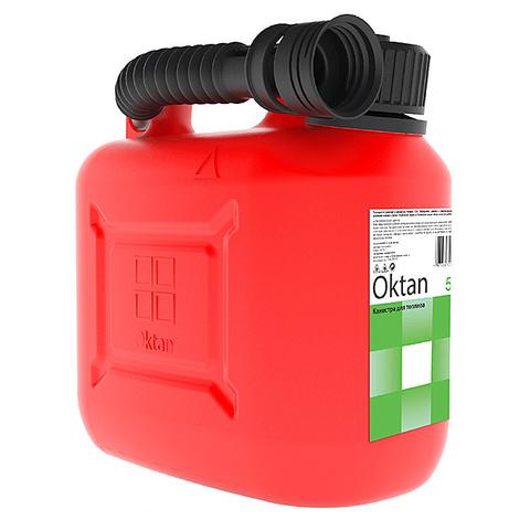 Канистра для бензина 5 л с заливным устройством CLASSIC