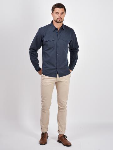 Рубашка д/р муж.  M922-02C-61JR