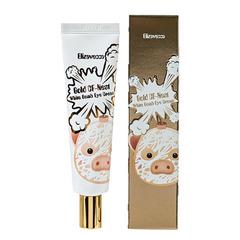 Elizavecca Gold Cf Nest White Bomb Eye Cream - Крем для кожи в округ глаз с экстрактом ласточкиного гнезда