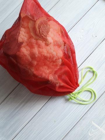 Paketamnet, Многоразовый мешочек сетка для фруктов и овощей (Фруктовка)