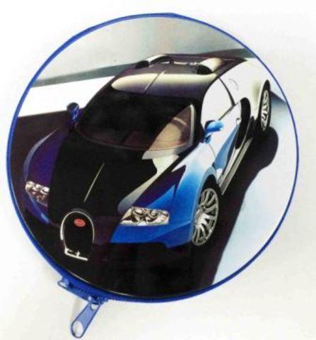 Металлическая сумка для дисков CD-24 Bugatti /20