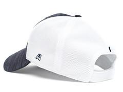 Бейсболка № 7 темно-синяя (размер M)