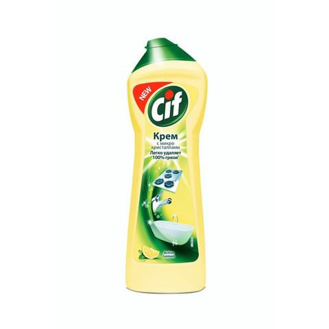 Чистящее средство универсальное CIF Актив чистящий крем 250мл