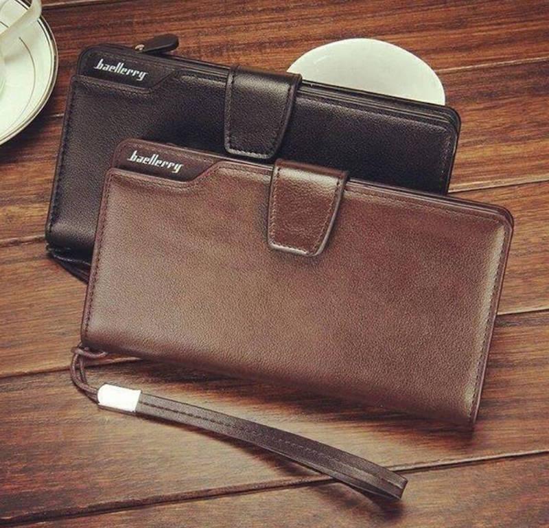 Кошельки и портмоне Мужское портмоне-клатч Baellerry 1037369_2.jpg