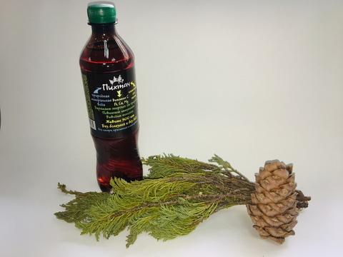 Сибирские напитки