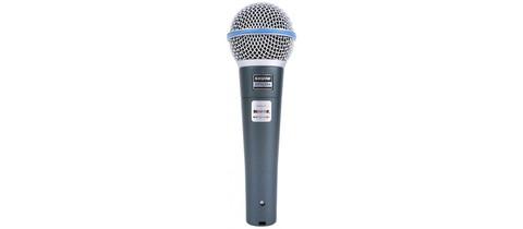 SHURE BETA58A динамический микрофон
