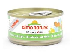 Консервы (банка) Almo Nature Legend Adult Cat Tuna&Sweet Corn