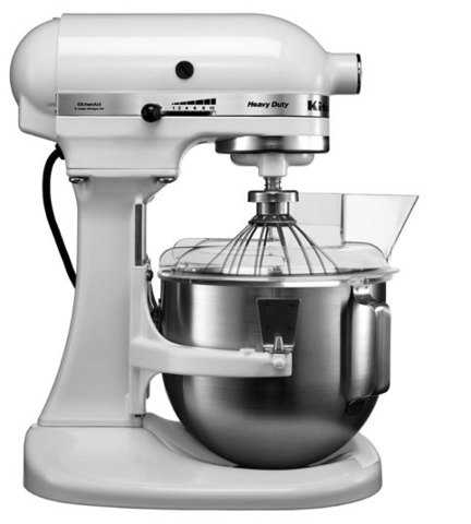 Миксер KitchenAid 5KPM5E БЕЛЫЙ