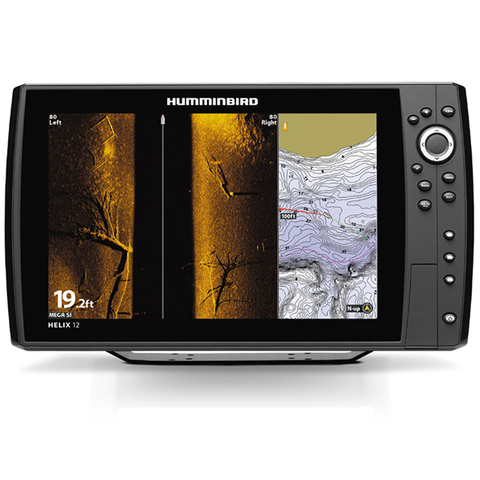 Эхолот-картплоттер Humminbird Helix 12 CHIRP MEGA SI GPS G2N