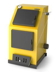 Водогрейный котел Оптимус Автоматик 20кВт, АРТ, под ТЭН, желтый