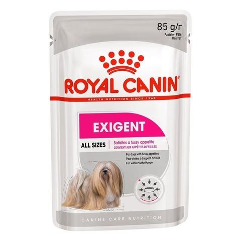 Влажный корм Royal Canin Exigent для собак, привередливых в питании - 85 г