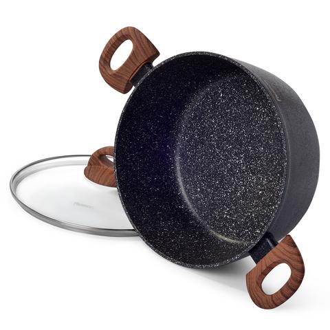 4246 FISSMAN Vesuvio Stone Кастрюля 4,2 л / 24 см,  купить