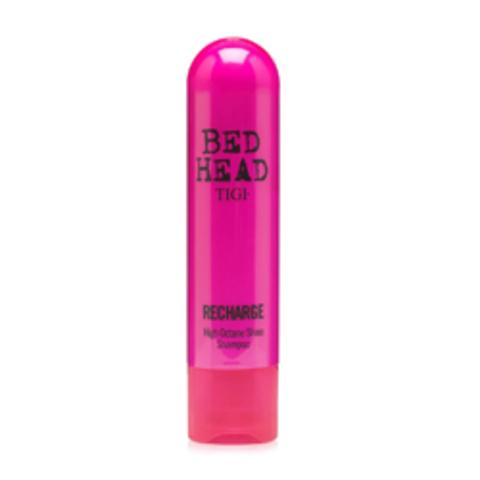 TIGI Bed Head Superfuel Recharge Shampoo - Шампунь для блеска волос