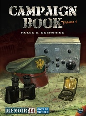 Memoir'44 Campaign Book Volume 1