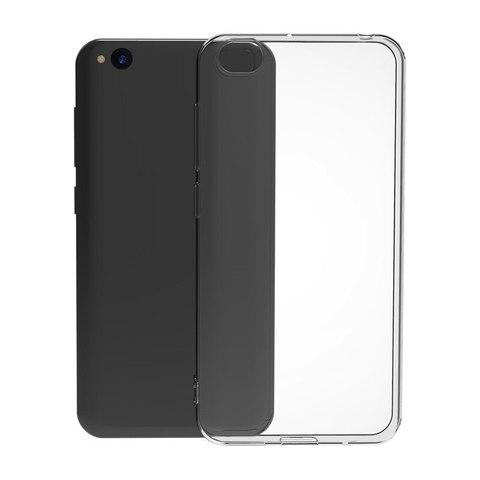 Чехол силиконовый прозрачный для Xiaomi Redmi GO