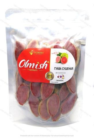 Гуава сушеная Olmish, Вьетнам, 500 гр.