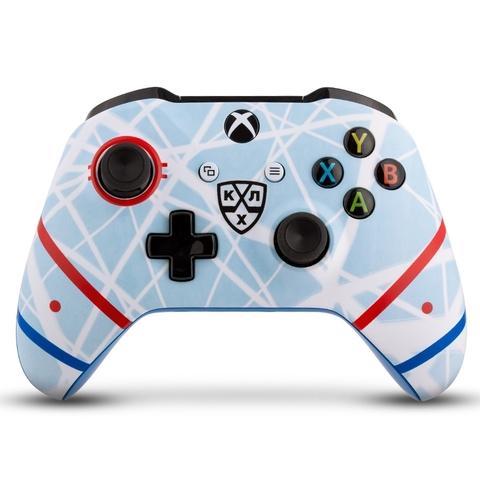 Xbox One Беспроводной кастомизированный контроллер КХЛ