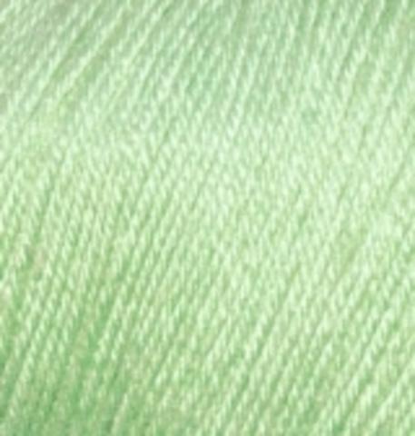 Пряжа Baby wool ( Alize) 41 Светло-зеленый
