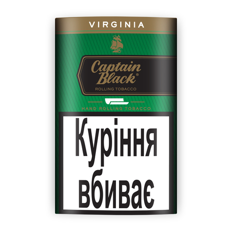 Табак для самокруток Captain Black Virginia