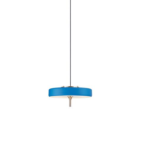 Подвесной светильник Revolve by Bert Frank (синий)