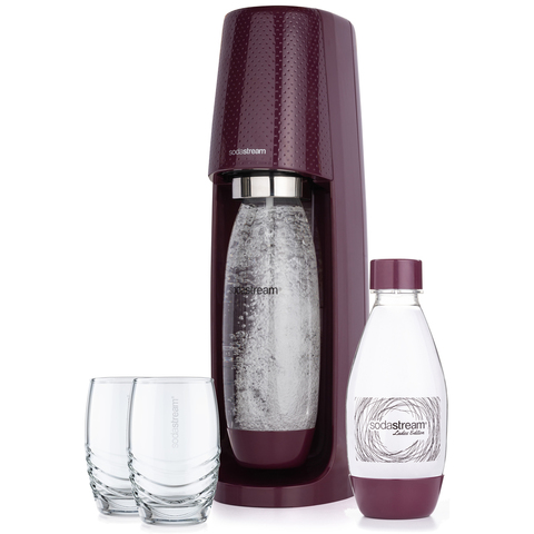 Сифон Sodastream Spirit Plum