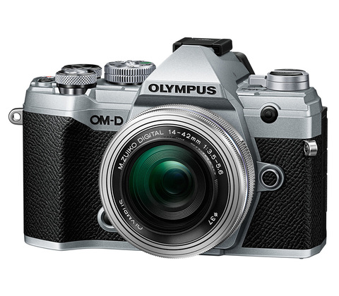 Olympus OM-D E-M5 Mark III Kit (14-42mm f/3.5-5.6 EZ) Silver