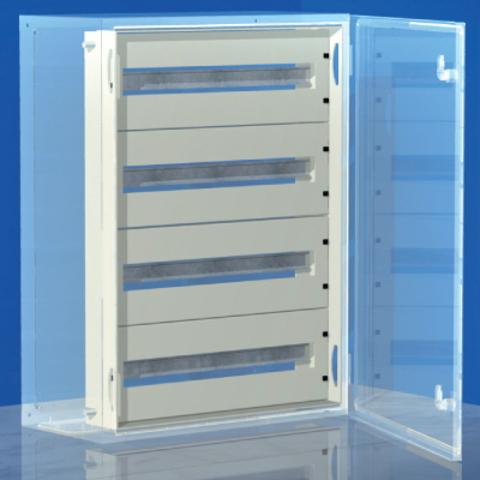 Панель для модулей, 130 (5 x 26) модулей, для шкафов CE, 1000 x 600мм