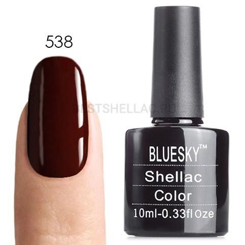 Bluesky Shellac 40501/80501 Гель-лак Bluesky № 40538/80538 Faux Fur, 10 мл 538.jpg