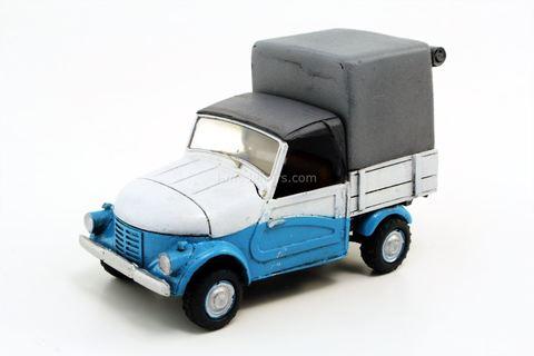 SMZ-S3A Pickup handmade 1:43