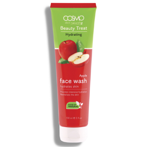 Средство для очищения кожи с экстрактом яблока