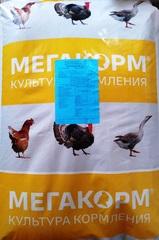 ПК-1-2 (для кур-несушек фазовый). МЕГАМИКС.г. Москва