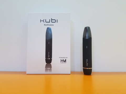 Набор Kubi pod kit by HOTCIG 550mAh 1.7ml
