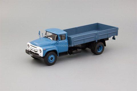 ZIL-130G blue 1:43 DeAgostini Auto Legends USSR Trucks #52