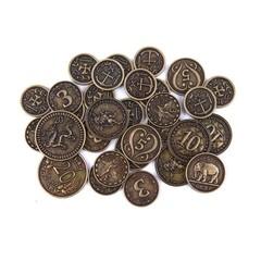Комплект металлических монет «Крауды»