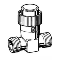 Клапан 2-ходовой зональный Schneider Electric VZ22-G1/2-0.16