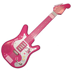 Smoby Электронная гитара Hello Kitty (24593)