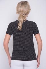"""<p><span>Романтическая блузка модного принта """"горох"""". Отличный летний вариант. (Длина 46-52 = 63-64 см)&nbsp;</span></p>"""